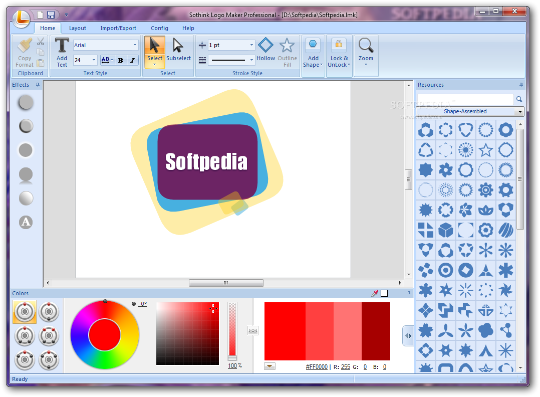 Download Sothink Logo Maker Professional