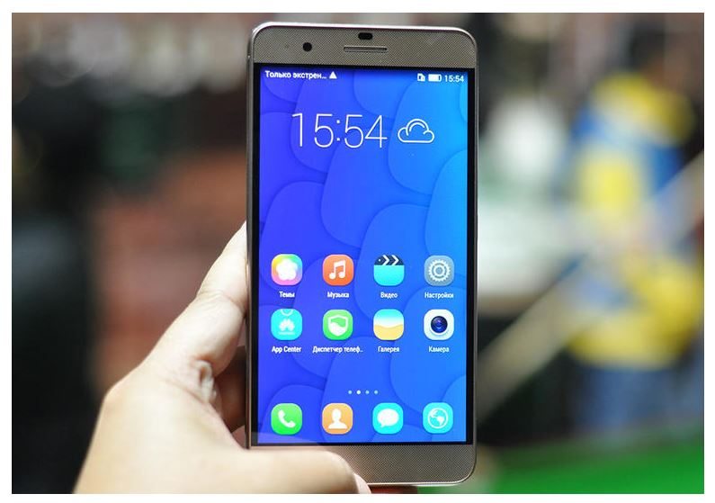 Smartphone Selfie Huawei Honor 6 Plus