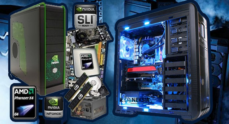 Tips Membeli PC Gaming Rakitan Spesifikasi High End Harga Murah