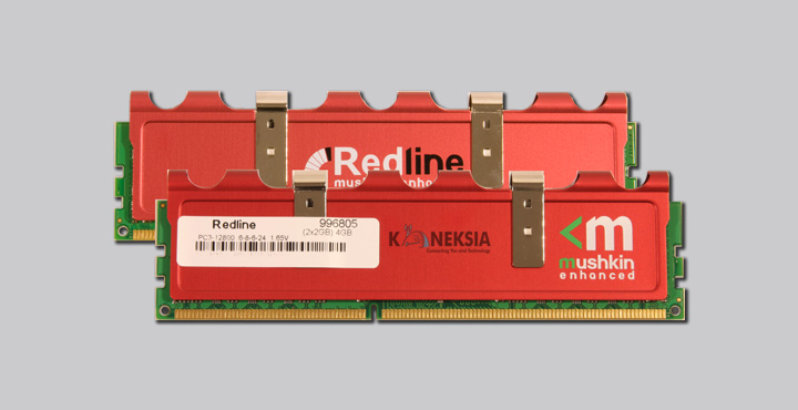 Gaming RAM PC Terabik Mushkin Enhanced Redline Murah