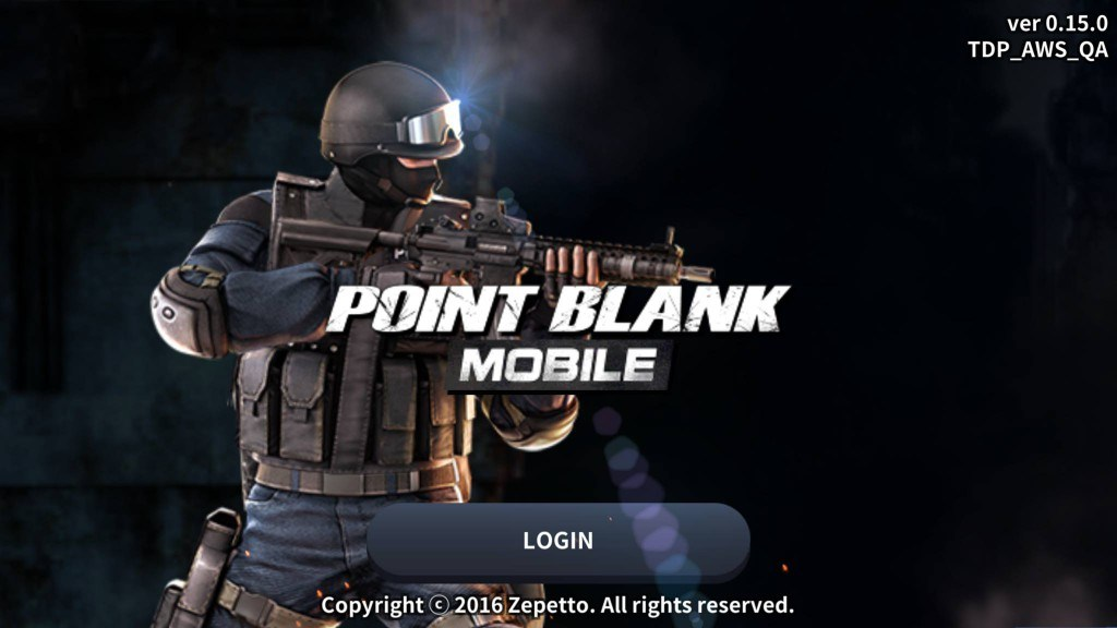 Game Point Blank Mobile