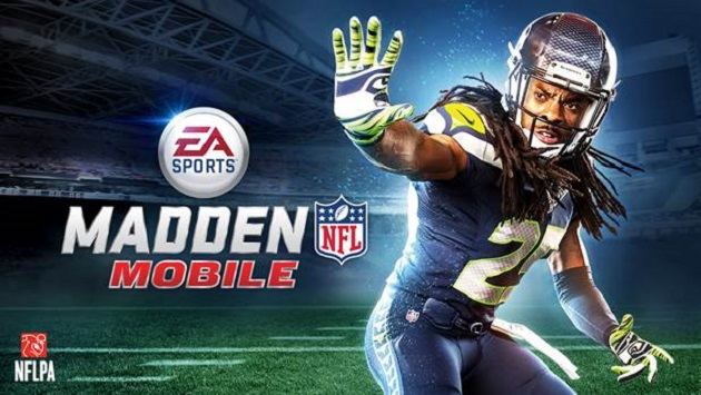 Game Android Super HD Madden NFL Mobile Versi Terbaru 2017