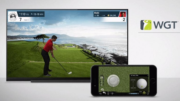 Game Olahraga Android Terbaik WGT World Golf Tour 2017