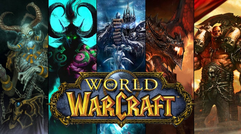 Game Online Terbiak 2017 World of Warcraft